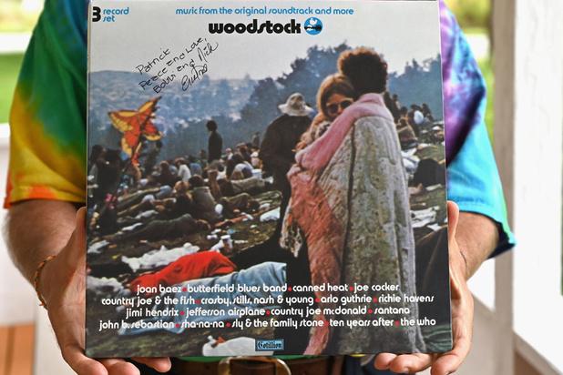 Les Ercoline, le couple emblématique de Woodstock
