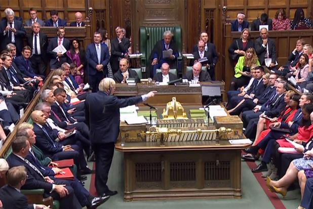 Britse regering verliest meerderheid in Lagerhuis