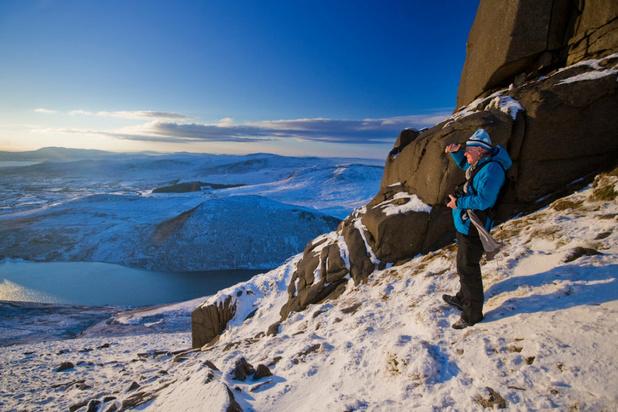 Prachtige winterwandelingen in Noord-Ierland