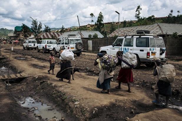 RDC: 100.000 personnes fuient des attaques au Nord-Kivu