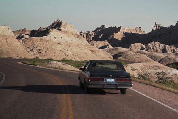 De maker van 'On The Road zonder Jack' rijdt naast zijn onderwerp