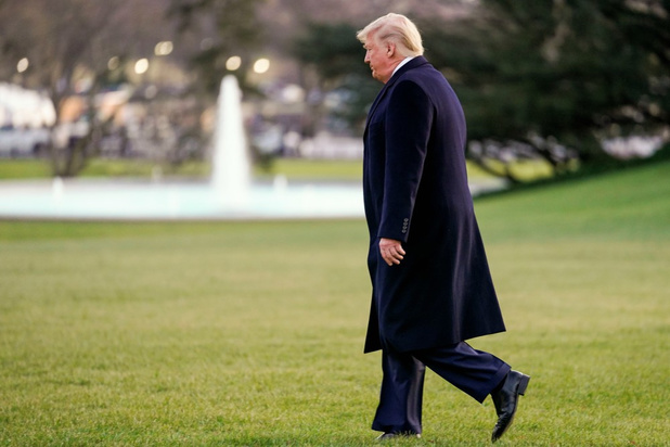 Impeachment van Donald Trump is een feit