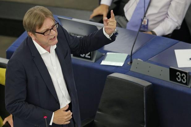 Verhofstadt gelooft nog in brexit-doorbraak deze week