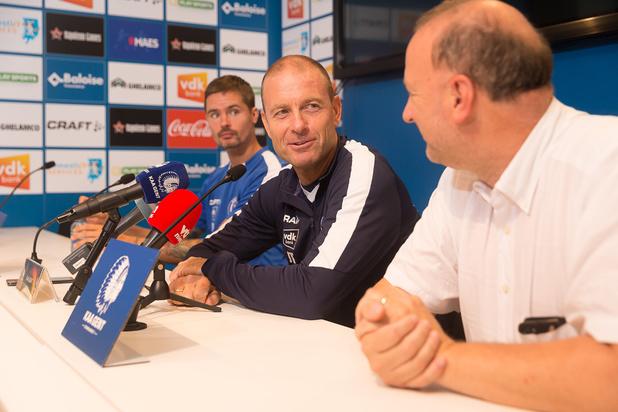 Thorup blikt vooruit op terugmatch: 'Europees voetbal is een doel'