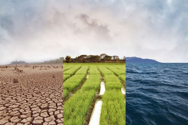 Le changement climatique affecte déjà une majorité de la population mondiale