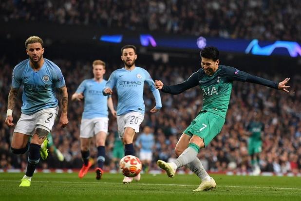 Manchester City-Tottenham: des retrouvailles qui promettent