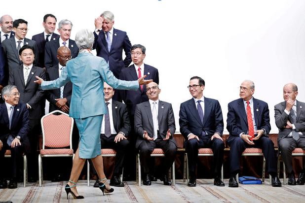 Qui succèdera à Christine Lagarde à la tête du FMI?