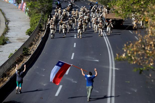 Avec une nouvelle Constitution, le Chili prêt à tourner la page Pinochet