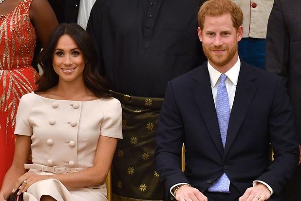 Le monde découvrira aujourd'hui le visage du bébé du prince Harry et de Meghan