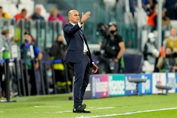 """Roberto Martinez: """"Des Diables émotifs qui ont oublié leur football en voulant aller trop vite en finale"""""""