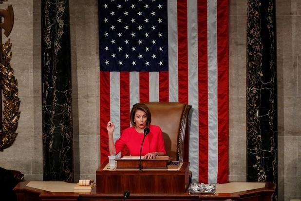 Huis van Afgevaardigden veroordeelt 'racistische uitspraken' van Trump