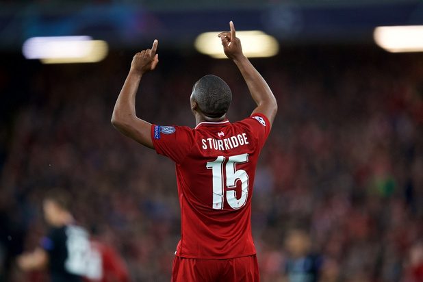 Liverpool se sépare de Daniel Sturridge et d'Alberto Moreno