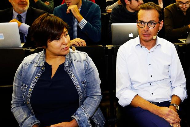 'CD&V en Groen zijn met hun grote verhalen tegen de kerktoren geknald'