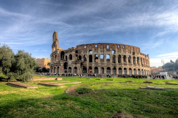 Geweldige vondst bij Colosseum in Rome
