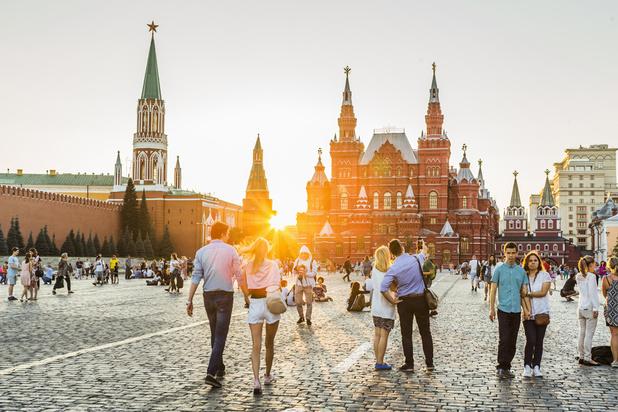 La Russie compte bien devenir l'une des dix destinations les plus populaires du monde
