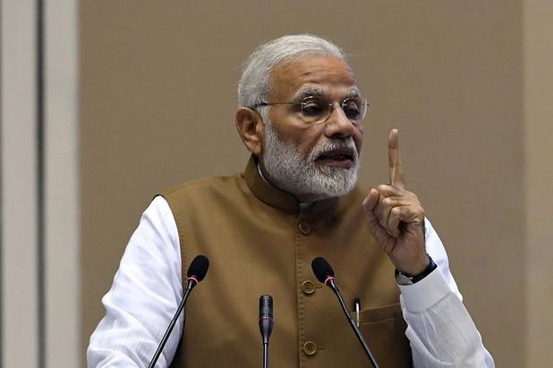 'India blijft tot de sterkst groeiende landen van de wereld behoren'