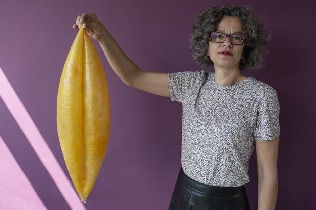 Katrien Jacques stelt haar werk voor het eerst tentoon in De Schuur