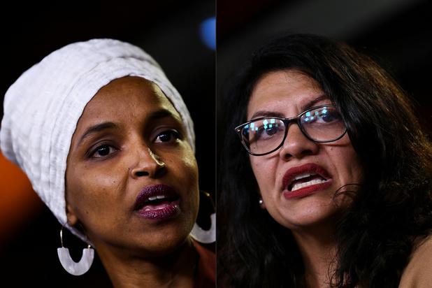 Na tweet Trump: Israël laat Amerikaanse Congresleden Ilhan Omar en Rashida Tlaib niet binnen