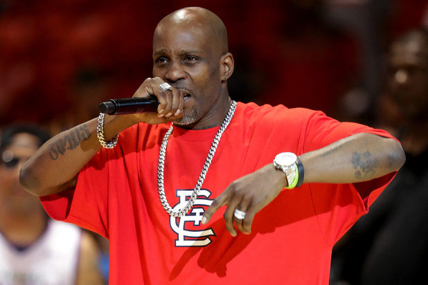 Décès de DMX, figure sombre au rap féroce