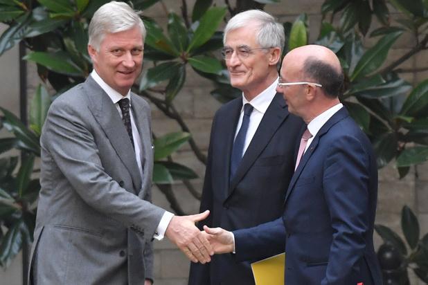 Consultaties met Magnette en De Wever afgelopen, dinsdag socialisten en liberalen aan beurt