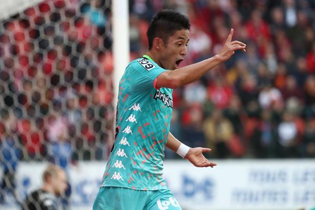 Pas de vainqueur entre le Standard et Charleroi (1-1)
