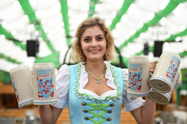 Grootste volksfeest ter wereld barst weer los in München