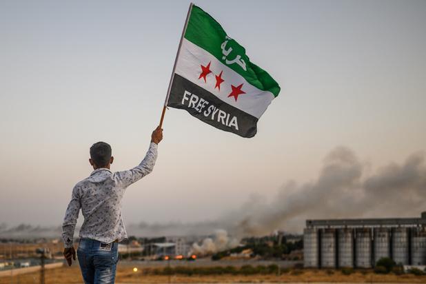 L'abandon des Kurdes c'est le retour de Daech annoncé : merci Mr Trump !