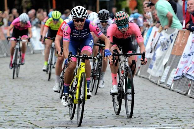 Italiaanse Elisa Balsamo wint Dwars door de Westhoek