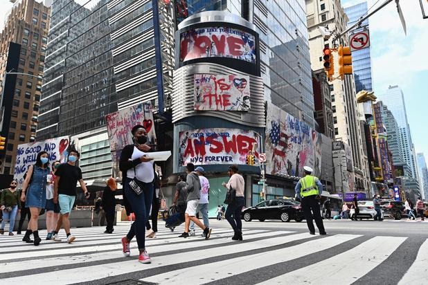 New York prête à reconfiner certains quartiers