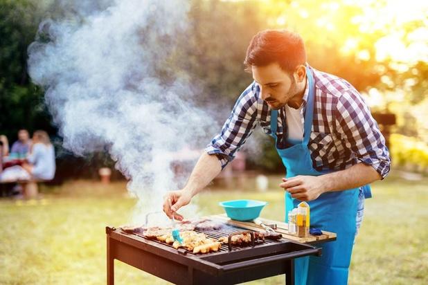 Le barbecue sans les bobos