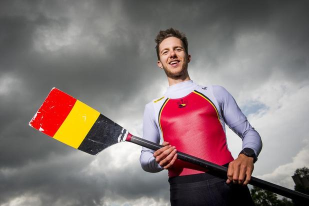 Niels Van Zandweghe en Tim Brys roeien finale in Rotterdam