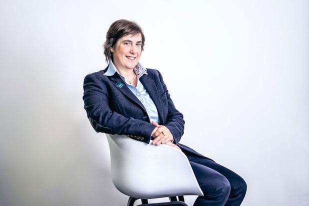 Erepenning voor STEM-voorvechter Françoise Chombar