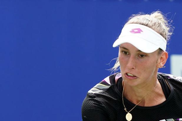 WTA Osaka: Elise Mertens éliminée en demi-finales