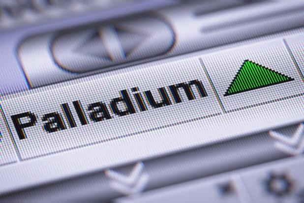 Le platine dans l'ombre du palladium