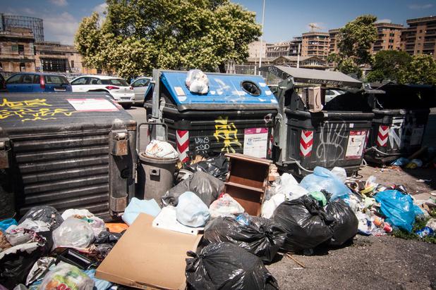 Alerte sanitaire à Rome, envahie par les ordures depuis des semaines