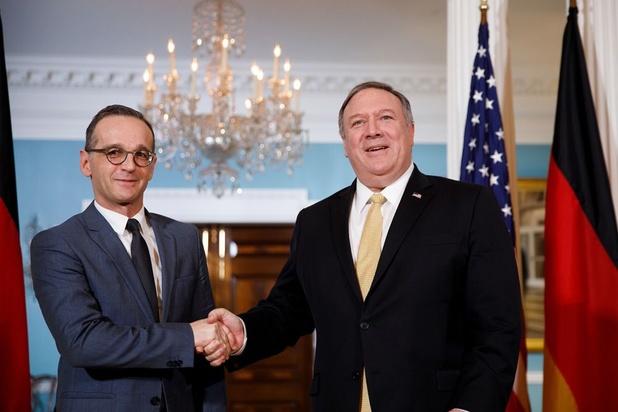 Duitse buitenlandminister Heiko Maas waarschuwt VS voor militaire escalatie met Iran