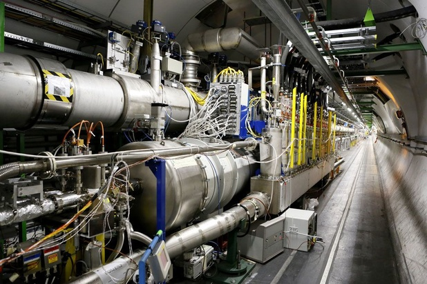 CERN laat Microsoft vallen