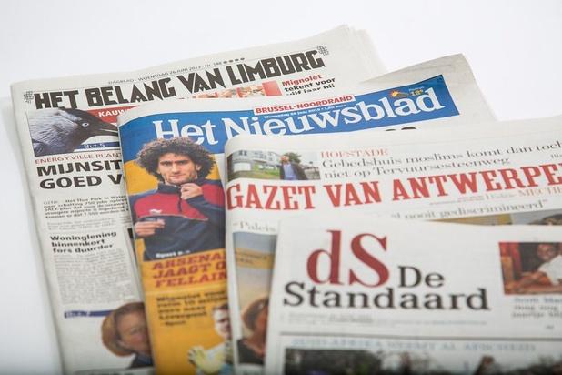 Le gouvernement flamand n'octroiera plus de moyens au fonds pour le journalisme