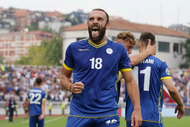 Kosovo houdt EK 2020-droom levendig