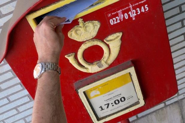 Le courrier ne sera plus distribué que deux fois par semaine dès 2020