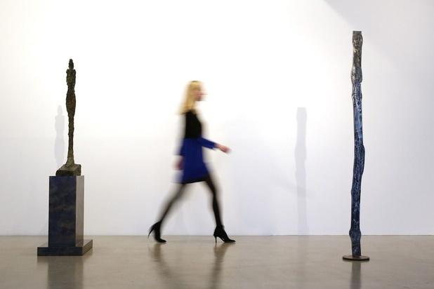 L'expo Giacometti à la Cité Miroir à Liège est prolongée jusqu'au 14 février