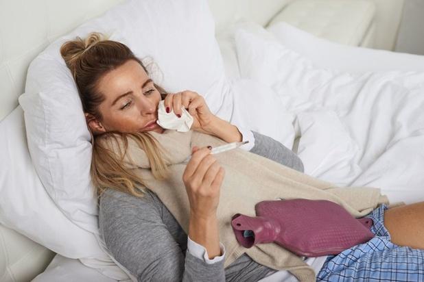 Les infections grippales sont au niveau de base