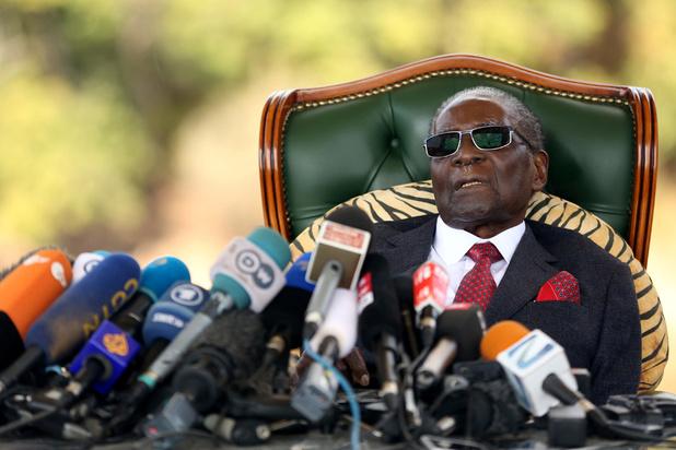Robert Mugabe est mort à 95 ans