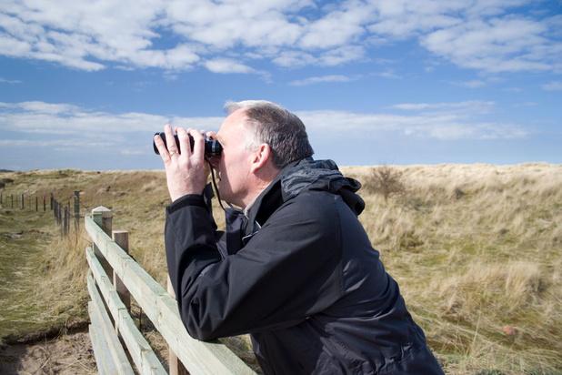 Hobby: nieuwe vogels zoeken voor de wetenschap