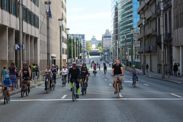 Plus de 500.000 euros pour booster l'utilisation du vélo à Bruxelles