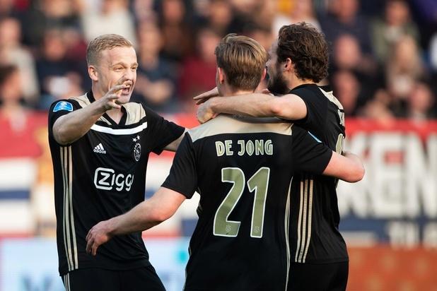 'Om Nederlandse clubs bij te benen, moet jeugd meer kansen krijgen'