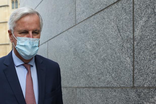 Brexit: le négociateur de l'UE, Michel Barnier, de retour à Londres aujourd'hui