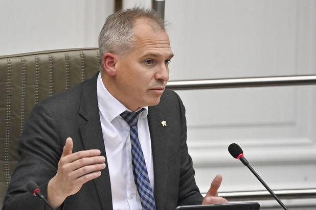 Minister Diependaele over het Vlaamse begrotingsbeleid: 'Dit is niet in een vingerknip vastgelegd'
