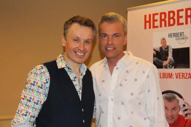David uit Oostkamp organiseert op eigen houtje shows met Vlaamse artiesten