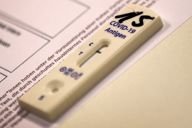 Tests rapides et tests d'autodépistage: l'AFMPS attend des précisions, pour leur mise sur le marché